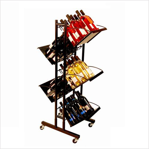 wine hold rack