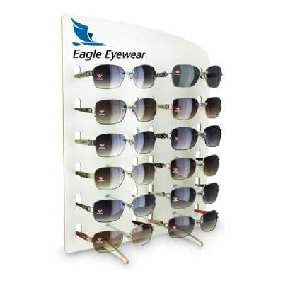 Acrylic Eyeglasses Display Stand